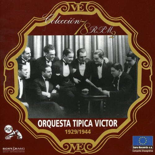 Couverture de la collection 78 RPM